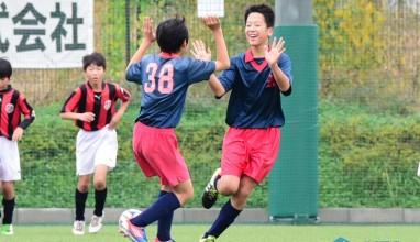 【第39回全日本少年サッカー大会神奈川県大会 1回戦】秋葉台サッカースポーツ少年団 vs アローズサッカークラブ