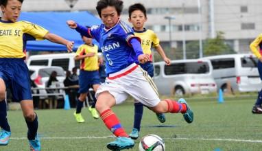 【第39回全日本少年サッカー大会神奈川県大会 5回戦】横浜F・マリノスプライマリー追浜 vs クリエイトSC