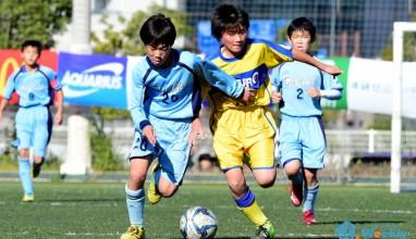 【第39回全日本少年サッカー大会神奈川県大会 準決勝】JFC FUTURO vs バディーSC