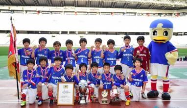 中央大会組合せ決定! 神奈川県少年サッカー選手権大会低学年の部