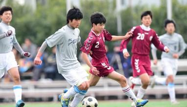 【U-15MELLIZO招待2016】FC厚木JY MELLIZO vs クラブテアトロJY