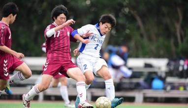 【U-15MELLIZO招待2016 決勝】クラブテアトロJY vs FC多摩
