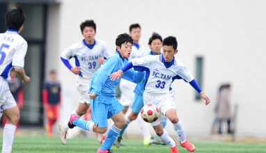 【U-15MELLIZO招待2016】FC厚木JY DREAMS vs FC多摩
