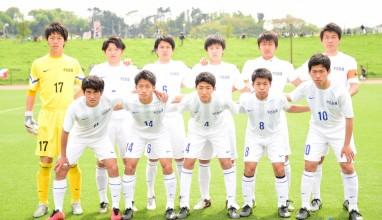 市立船橋が首位守る・・・高円宮杯U-18サッカーリーグ2016 プレミアリーグEAST 第5節結果