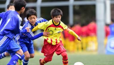 【ダノンネーションズカップ2016 in JAPAN 予選リーグ】ミハタSC相模原 vs Grant Football Club