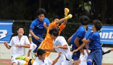 【神奈川】横浜創英が桐蔭学園とのPK戦制し見事4強へ・・・2016年度第54回インターハイ神奈川県2次予選準々決勝