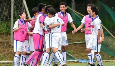 湘南ベルマーレがFC多摩との激戦制し2回戦へ・・・第22回関東クラブユースサッカー選手権(U-15)大会1回戦
