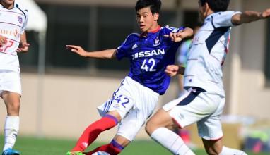 マリノス椿、榊原らが選出・・・U-16日本代表候補トレーニングキャンプ参加メンバー発表