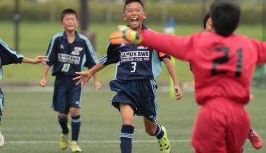 【2016 神奈川県チャンピオンシップU-12 1回戦】川崎フロンターレ vs 寒川SC