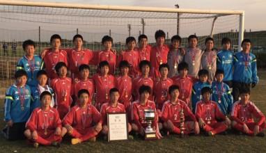 【2017年度ジュニアユースセレクション】GRANDE FOOTBALL CLUB U15(埼玉県さいたま市)