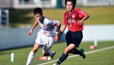 大豆戸、レイエスら2回戦へ 高円宮杯U-15サッカー関東大会