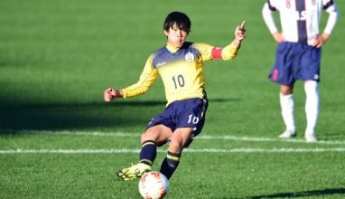 関一がPKの1点守りきり野洲との開幕戦制す|高校サッカー選手権
