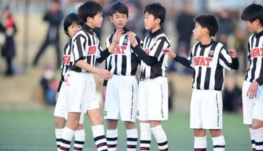 決勝はマリノス対SFAT! 神奈川県少年サッカー選手権大会高学年の部