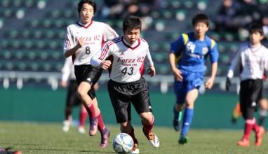 【Pick up】Forzaがシティ敗り3位決める 東京都クラブユースサッカーU-14選手権