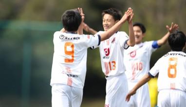 大宮が浦和との埼玉ダービー制し3位浮上 関東ユース(U-15)サッカーリーグ1部