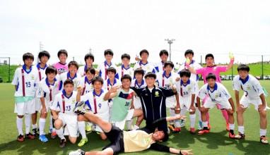 SCHのリーグ優勝が決定!!関東リーグ参入戦への出場権獲得! 神奈川県U-15サッカーリーグ