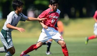 【Pick up】FC杉野が宇山輝の2ゴールなどでFC目黒を敗り関東大会出場へ王手!