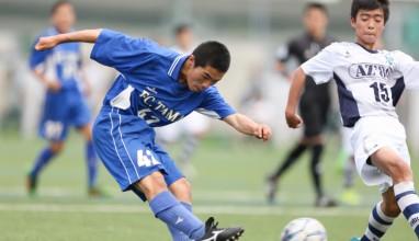 FC多摩がAZ'86との首位攻防戦制し首位守る 東京都ユースU-15サッカーリーグトップリーグ