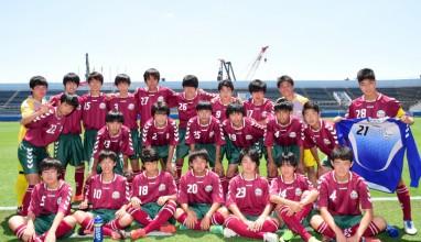 テアトロ、シュートがそれぞれ勝利で勝点3!|神奈川県U-15サッカーリーグ
