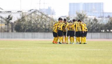 東海大相模が勝利で2位日藤との勝点差を「6」に広げる|神奈川県U-18サッカーリーグ(K1)#11