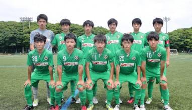 準決勝、順位決定戦が7月8日開催!|関東クラブユースサッカー選手権(U-15)大会