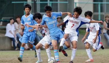 FC湘南、山内中が3回戦へ!MKFC、川崎アズーロも勝利|高円宮杯全日本ユース(U-15)サッカー選手権神奈川県大会(8/20)1回戦・2回戦