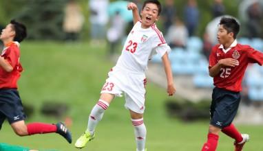 全国ベスト32が決定!関東からは全15チームが勝ち上がり 第32回日本クラブユースサッカー選手権(U-15)大会 GS#3