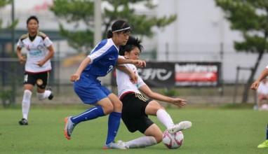 浦和LがJFA福島を決勝で敗り見事頂点に!|全日本女子ユース(U-15)サッカー選手権