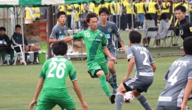 東京V、川崎F、町田ゼルビアらが2回戦進出|2017Jユースカップ
