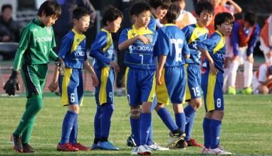 横河武蔵野が決勝でバディSC破り全国切符!|第41回全日本少年サッカー東京都中央大会