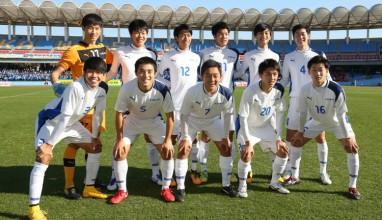 2回戦(1/2)試合日程 前回王者の青森山田は草津東、神奈川代表の桐蔭は一条、総体王者流経は大分西と激突|第96回全国高校サッカー選手権
