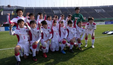 セレッソ大阪がコンサドーレ札幌破り3大会ぶり2度目の全国王者に!|第41回全日本少年サッカー大会