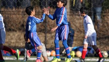 黒滝、SCH、あざみ野、マリノスが4強に! 第43回横浜少年サッカー大会市長杯