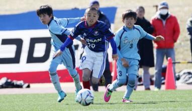 【Pick up】横浜F・マリノスがバディー破り低学年の部の頂点に!