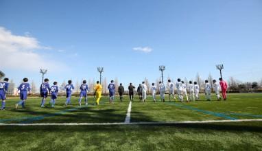 大豆戸FCが横浜FC鶴見破り3連勝で首位に!|高円宮杯 JFA U-15サッカーリーグ2018 神奈川県大会/1部