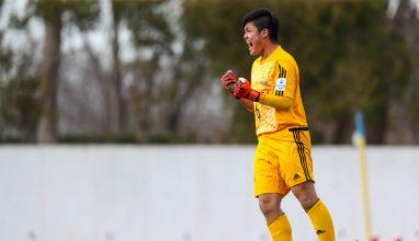【Pick up】吉嵜勝哉のファインセーブでマリノスが横浜FC下し新人戦の栄冠に!(写真:56枚)