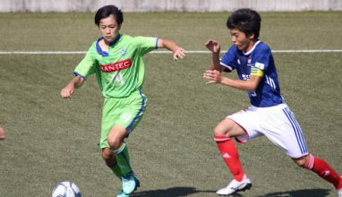 【Pick up】湘南ベルマーレが石田怜也のゴールなどでマリノス追浜に6得点快勝!