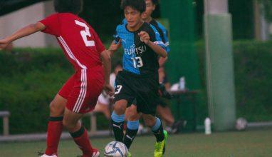 川崎、湘南がそれぞれ勝利で2強体制加速|2018-2019シーズン 関東ユース(U-15)サッカーリーグ Division2