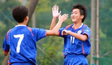 【Pick up】町田悠輔がハットトリック達成の活躍で中大杉並が2回戦進出(写真:31枚)