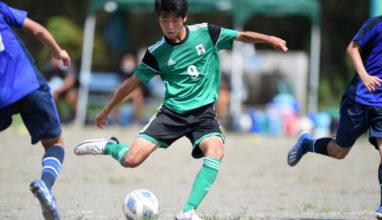 【Pick up】小林勇心の決勝ゴールで足柄FCがVIENTO敗り2回戦へ(写真:38枚)