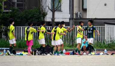 【Pick up】小林遼大のゴールで正則学園が都立大崎を下し3回戦進出を決める(写真:35枚)