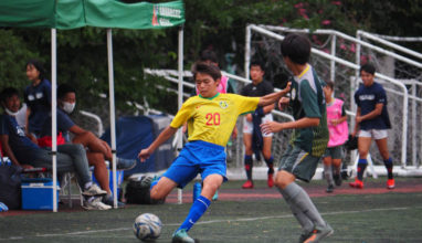 【Pick up】FW木元勇士の2得点などでRIO FCがFC目黒に勝利、3回戦進出を決める(写真:58枚)