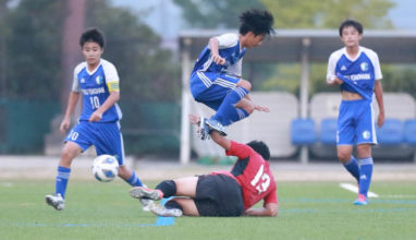 【Pick up】横浜ジュニオールJYが逆転勝利でFC E'XITO YOKOHAMAを下し3回戦進出(写真:54枚)